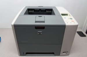 HP LaserJet P3005 repair